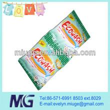 ECOWASH~15g Laundry Detergent Powder~Flower infused