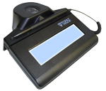 Topaz Electronic Signature pad LCD