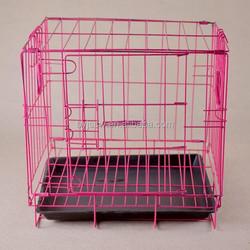 Wholesale Dog Cage/Metal Dog Crate/Dog Kennel