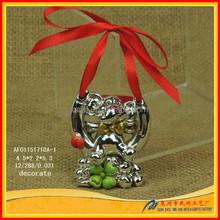 Wholesale Resin crafts good luck horseshoe decoration