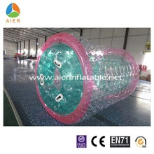 Inflatable rolling ball for kids, water ball for roller slide, walk on water balls for sale