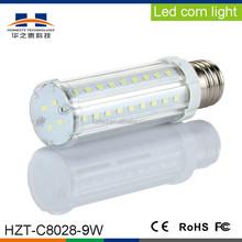 E14/E27 2835SMD led corn light bulb low power 9w led corn light