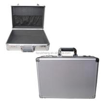 Business number lock aluminum electrical equipment tool box RZ-LTO125