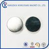 Customized uni pole radial ring magnet
