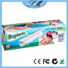 Wraptastic Food Wrap Cutter / Aluminum Foil Wax Paper Cutter