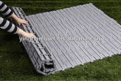 Olympic Used Football Pitch Covering T-01