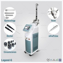 popular Newest Gynecology Ultra Pulse CO2 Laser / Co2 Fractional Laser vaginal tightening