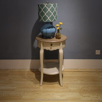 living room nostalgic style small tea table ST9331