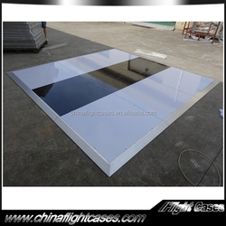 fast delivery outdoor flooring material footsteps on the dance floor