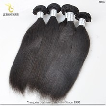 Direct Factory Full Cuticle Double Drawn Natural Color Virgin best selling products straight virgin brazil hair