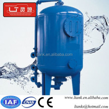 Industrial Sand Filter Activated Carbon Filter Water Treatment Equipment