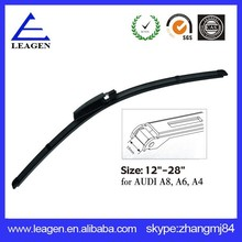 Windshield Flat Wiper Blade Rubber Graphite with Memory Cure Steel Beam