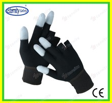 for different weight working glove Thoughtful good service concept safety glove