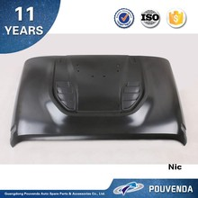 Engine cover For Jeep Wrangler JK 2007-2014 Engine hood cover 10 anniversary 4*4 auto accessories