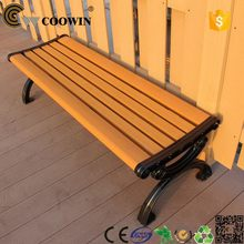 Best quality factory direct garden wpc composite bench
