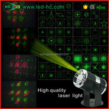 holiday mini gobo projector laser light