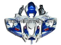 For Suzuki GSX R600 Fairings GSXR600/750 2006-2007 Bodywork Motorcycle ABS GSX R750 k6 Injection Moulding