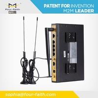 F3432 Charging Station Application M2M/SCADA wireless WI-FI&VPN ,1 WAN &4 LAN dual sim card 3g wireless router
