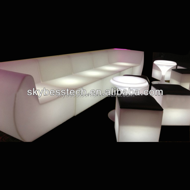 led glowing bar sofa furniture buy led bar furniture led. Black Bedroom Furniture Sets. Home Design Ideas