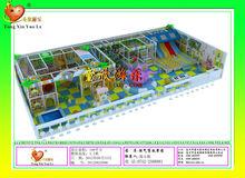 Children indoor slides playground TX-201311B