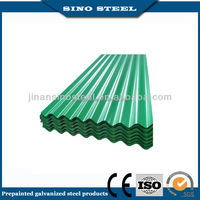 New products Colorful PPGI green prepainted roof sheet for building