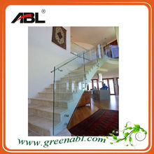 tempered laminated glass balustrade