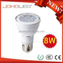led ceiling spot light PAR20 LED Spot Light 8W disposable led lights