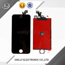 for iphone 5 lcd screen and digitizer touch,spare for iphone 5 lcd display
