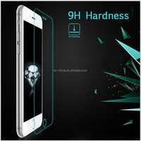 2015 New 9H hardness Anti blue light Smart Phone HD Tempered glass screen protector for iphone 6