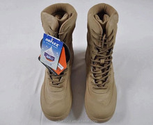 Tactical Military Waterproof Boots, Military Enthusiasts Marine Shoes, Desert Breathable Boots