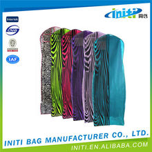 Foldable factory supply eco-friendly garment bag dry cleaning