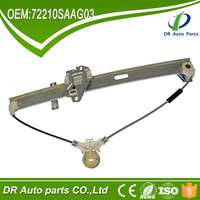 DR02 Body Kit For Honda Fit Window Regulator 06-08 Front Right OEM 72210SAAG03