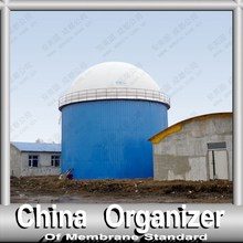 2015 Blue Environmental storage tank for animal waste green energy biogas digester on sale