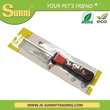 Wholesale High Quality Custom Dog Comb Grooming Tools Pet Brush