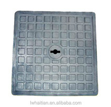 China foundry ggg50 ductle iron water meter manhole cover