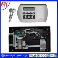 Digital keypad locker lock for private safe depsoit boxes