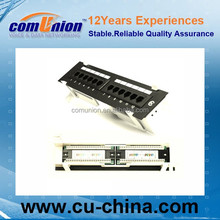 cat5e 12ports patch panel utp ftp Only High Quality