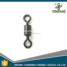 High quality fishing tackle 8 word fishing swivel with high bearing good for carp fishing accessory