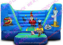 jumping castle/ inflatable dragon bouncers drenaline rush obstacle course /inflatable castle /inflatable bouncer