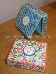 petals on top full color print magnetic gift box