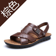 2015 New styles Men Outdoor Sandals and fashion Slipper