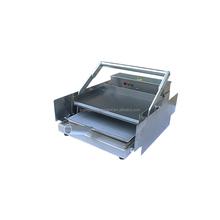 fast food restaurant equipment hamburger grill machine