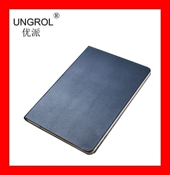 100% Italy import cow layer leather tablet case Great feeling case for ipad 3 shock proof case