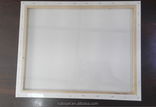 blank artist quality stretched canvases for student artists