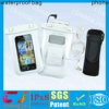 Hot sale waterproof pvc phone bag with armband and earphone