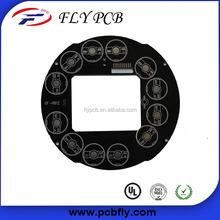 aluminum pcb board,round led aluminum printed circuit