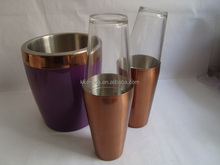 2016 New Production High Quality Copper Ice Bucket