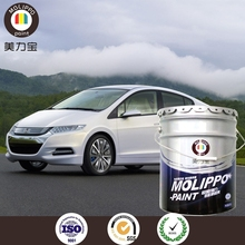 Chinese factory price metallic colors car paint