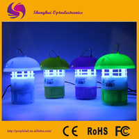LED Electric UV Mosquito Bug Insect fan control Trap Night Lamp Killer light