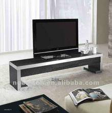 UK Simple design wood collor Wall lat panel tv cabinets in home